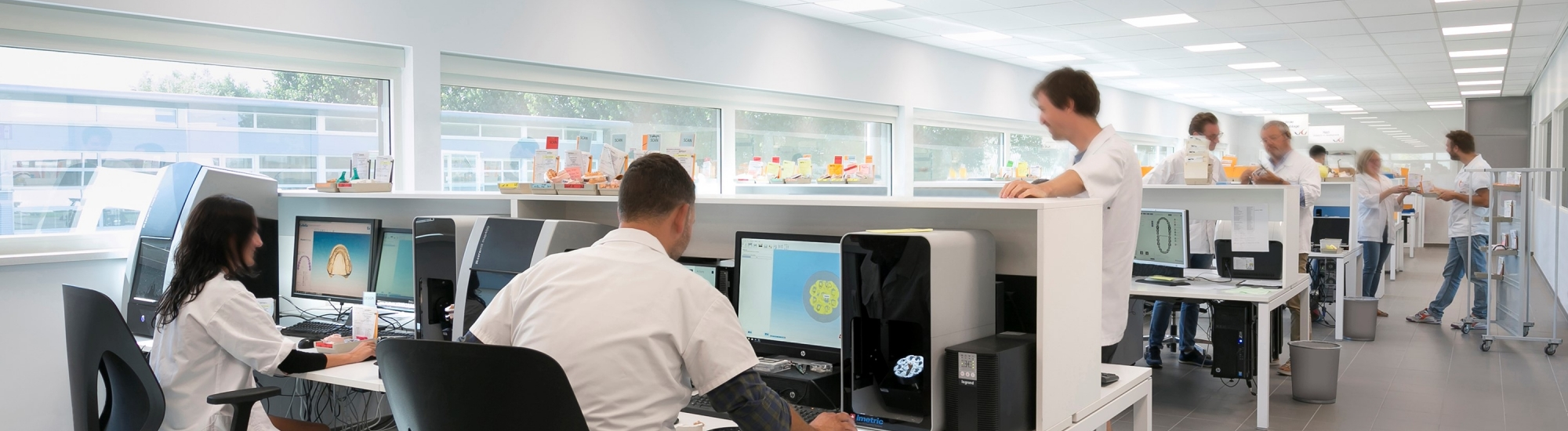 Leading and innovative for dentists